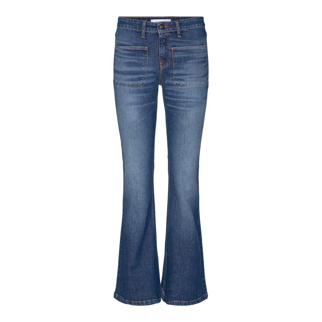 Lullu Flare Jeans