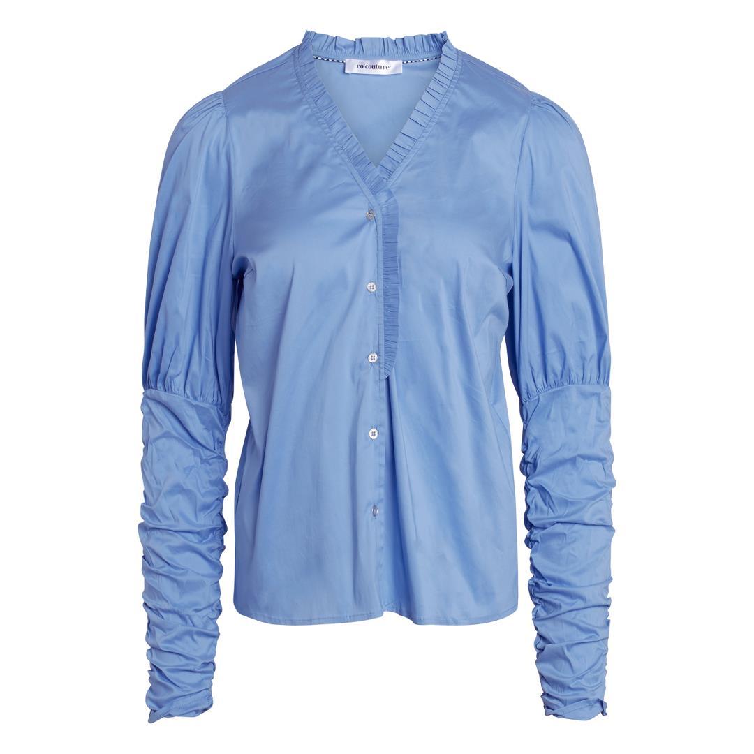 Sandy V-Frill Shirt
