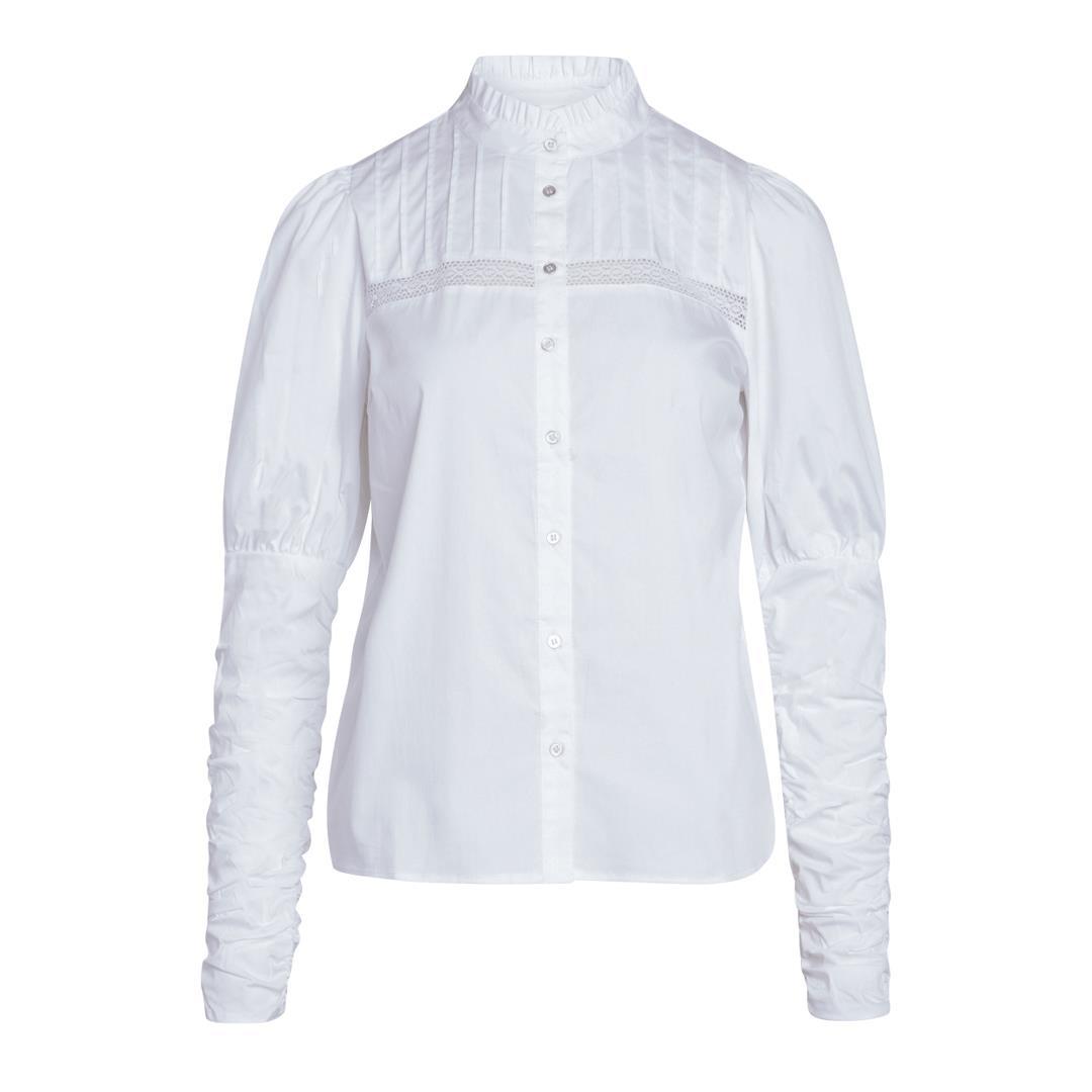 Sandy Pintuck Shirt